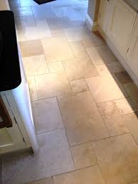 limestone tiles kitchen: limestone kitchen floor cleaned in hampton after