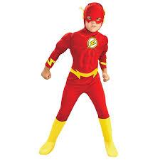 <b>Hot Sale</b> Boy The <b>Flash</b> Muscle <b>Super</b> hero Fancy Dress Kids ...