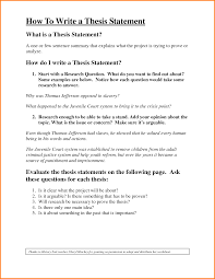 resume examples example essay thesis statement thesis statement resume examples 13 how to write a thesis statement example letterhead template