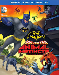Batman Sem Limites – Instintos Animais