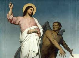Resultado de imagem para tentações de jesus