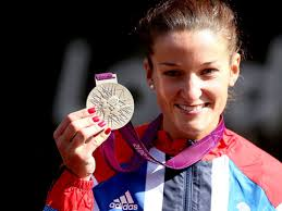 British Olympic Association chairman, Colin Moynihan, says Lizzie Armitstead's silver medal will 'give a great boost to the cyclists'. - 120729GBMedalReax_6477842
