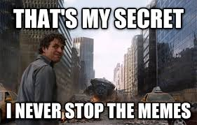 livememe.com - That's My Secret via Relatably.com