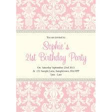 stylish pink formal invitation buzz invites stylish pink formal invitation