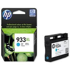 Original Ink Cartridge <b>HP 933 XL</b> (<b>CN054AE</b>) (Cyan) - DrTusz Store