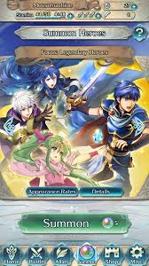 fire emblem heroes review shining brightly on android android if you ve got friends who are playing you can add each other by tapping the glowing stone in the bottom left corner of the home menu and adding them via