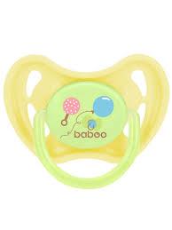 <b>Соска</b>-<b>пустышка Baby</b> Shower латексная круглая от 0 мес ...