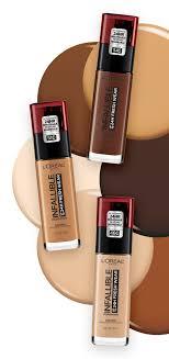 Shade Finder - <b>L'Oréal</b> Paris <b>Infallible</b> 24 Hour Fresh Wear Foundation
