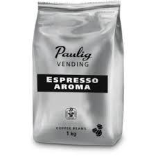 <b>Кофе</b> в зёрнах <b>Paulig Vending Espresso</b> Aroma | Отзывы ...