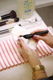 don 39 t forget to clean your other makeup tools like your eyelash curler just take a little baby shoo in between your fingers mage it in