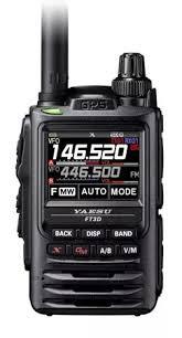 <b>Рация Yaesu FT3DR</b> с встроенным модулем Bluetooth для ...