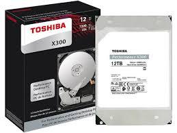 <b>TOSHIBA X300</b> HDWR21CXZSTA <b>12TB</b> 7200 RPM 256MB Cache ...