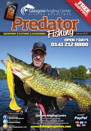 Predator2015autumn by Fishing Megastore - Glasgow Angling Centre