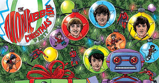 The <b>Monkees</b> :: <b>Christmas Party</b> :: Christmas Card generator [en]