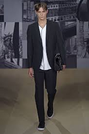 <b>DKNY Men's</b> RTW Spring <b>2015</b>