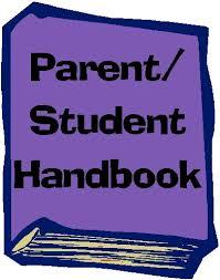 Image result for school handbook clip art