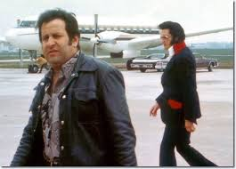 Image result for elvis with joe esposito 1967
