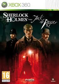 Sherlock Holmes vs. Jack the Ripper RGH Xbox 360 Español [Mega+] Xbox Ps3 Pc Xbox360 Wii Nintendo Mac Linux
