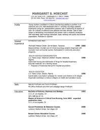 Science CV Template CV Templat Scientific CV Examples  cv sciences       Cv
