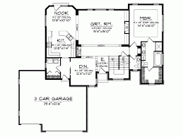 Eplans Contemporary Modern House Plan   Spacious Two Story      Level