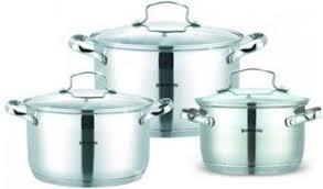 Купить <b>Набор</b> посуды <b>Bohmann BH</b>-<b>1906</b> по выгодной цене в ...