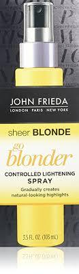 Amazon.com : <b>John Frieda Sheer Blonde</b> Go Blonder Lightening ...