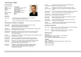 curriculum vitae samples it resume pdf curriculum vitae samples it curriculum vitae cv resume samples resume format service vancouver wa real estate