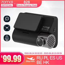 Hot Deal #e9955a - <b>70mai A800</b> Smart Dash Cam 4K Built-<b>in</b> GPS ...