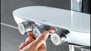 <b>Душевая система GROHE</b> Rainshower® с технологией ...