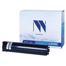 Купить <b>Тонер</b>-<b>картридж NV PRINT</b> (NV-CEXV50) для CANON ...