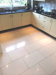 limestone tiles kitchen: limestone floor tiles in pewsey after