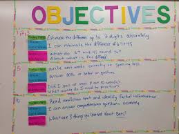 handouts shaking up learning teacher objectives board
