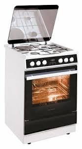 <b>Комбинированная плита Kaiser HGE</b> 62309 KW — купить по ...