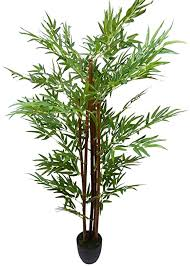 UK-Gardens <b>Artificial Plants</b> - Large 5ft <b>Bamboo Artificial Tree</b> - 1.5m ...