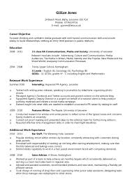 Hobbies Resume Examples  activities and interests on resume