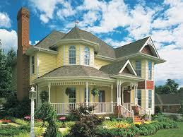 Plan H    Find Unique House Plans  Home Plans and Floor    Victorian House Plan  H