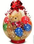 Подарок в шарике воздушном