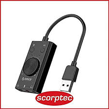 <b>Orico Multifunction USB</b> External Sound Card: Amazon.com.au ...