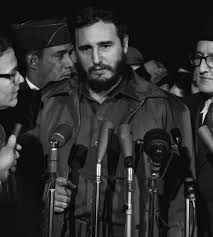 should the united states maintain the embargo on pros and fidel castro becomes the leader of as a result of the n revolution