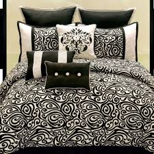 hallmart collectibles carrington black and white comforter set throughout black and white bed sheets black and bedroom white bed set