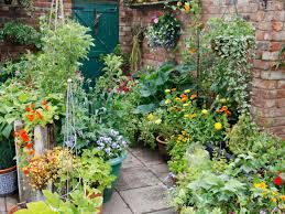 working creating patio: be terrace tactical use pots to make the most of small patios