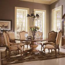 Round Dining Room Tables For 8 Dining Room Round Table A Gallery Dining