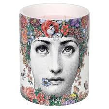 """Fornasetti   scented candle <b>900g</b> """"Fior di <b>Lina</b>""""   Casa Fortunata"""