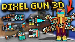Using <b>All INDUSTRIAL</b> Weapons in Pixel Gun 3D!! [<b>New</b> Update ...