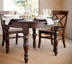barn kitchen table  evelyn extending round dining table o