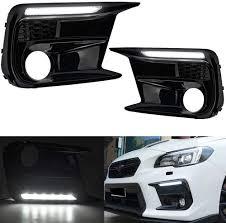 Switchback LED Daytime Running <b>Lamp</b> for 15-17 Subaru WRX STi ...