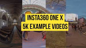 <b>Insta360 One X</b>: <b>5.7K</b> Video Compilation (Highest Quality) - YouTube