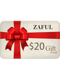 ZAFUL eGift Card (AS THE PICTURE) Reviews - 215895001
