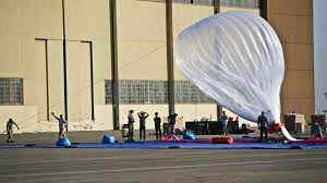 Google launches <b>balloons</b> at <b>Castle</b> in Internet service test | Merced ...