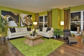 view in gallery black green living room home
